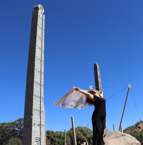 آثار شعب الاكسوميت، بين اعرق أعمدة عرفتها الانسانية