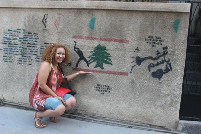 غارفيتي يدعو لحب لبنان